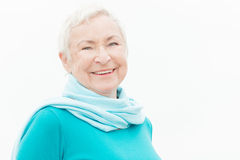 Senior woman Royalty Free Stock Images