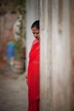 Senior women  believer of a religion. Dubar kathmandu Nepal old women  believer of a religion Royalty Free Stock Photography