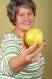 senior zdrowia pojęć Zdjęcia Stock