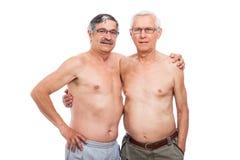 Senioren Lizenzfreie Stockfotografie