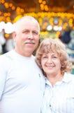 Seniors Royalty Free Stock Photo