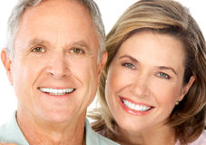 Seniors Royalty Free Stock Photo