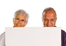 Seniors Royalty Free Stock Photography