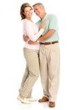 Seniors couple Royalty Free Stock Image