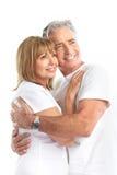 Seniors couple Stock Images