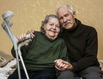 Seniors Stock Photography