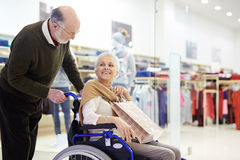 Seniors at sale Stock Photo
