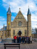 Ridderzaal, Binnenhof, the Hague Royalty Free Stock Images