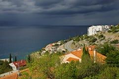 Senj, Croacia Fotos de archivo libres de regalías