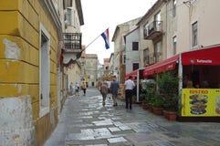 Senj, Kroatien Lizenzfreies Stockfoto