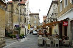 Senj, Kroatien Stockfotografie