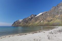 Senja island,Norway Stock Photo