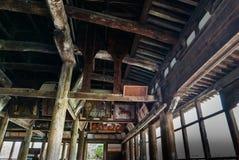 Senjokaku (capilla de Toyokuni) en la isla de Miyajima Fotografía de archivo