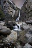 Senken Sie Yosemite Falls Lizenzfreie Stockfotografie