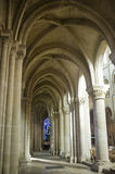 Senlis, cathedral Royalty Free Stock Images