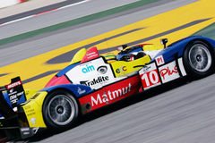 SENNA de Bruno (séries de Le Mans) Imagens de Stock Royalty Free