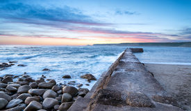 Sennen Cove in Cornwall Stock Images