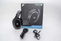 Sennheiser HD 598 Headphone Premium royalty free stock image