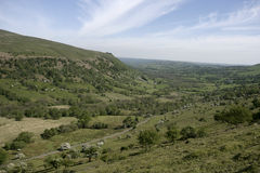Senni valley, Brecon Beacons Stock Photography