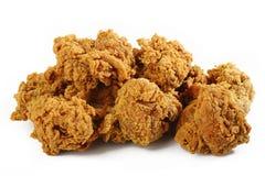 Seno di pollo fritto fotografia stock libera da diritti