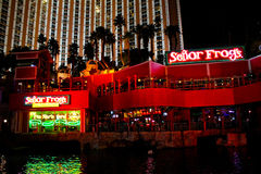 Senor Frog's, Las Vegas, Nevada Royalty Free Stock Images
