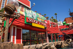 Senor Frogs bar and grill Stock Images