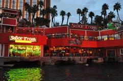 Senor Frogs Restaurant In Las Vegas, Nevada Stock Images