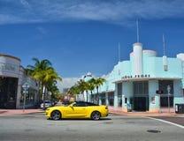 Senor Rã Art Deco Foto de Stock
