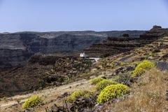 Senora d'Ermita de nuestra De Guadalupe à la La Gomera Photographie stock libre de droits