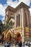 Senora de las Nieves εκκλησία Στοκ φωτογραφία με δικαίωμα ελεύθερης χρήσης