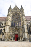 Sens - catedral Foto de Stock Royalty Free
