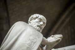 Sens - cathédrale Image libre de droits