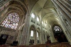Sens - Cathedral Royalty Free Stock Image