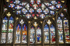 Sens - Cathedral Royalty Free Stock Photos