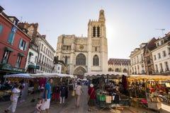 Sens, France Photographie stock libre de droits