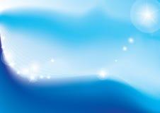 Sensación abstracta del mar libre illustration