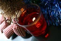 Sensación de la Navidad fotografía de archivo