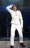 Justin Bieber imagen de archivo