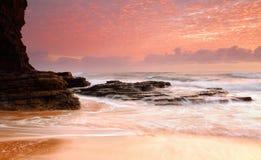 Sensational sunrise morning Royalty Free Stock Image