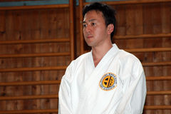 Sensei Akihita Yagi Royalty Free Stock Images