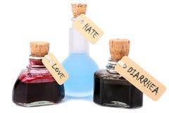 Sensibilità liquide Fotografia Stock Libera da Diritti