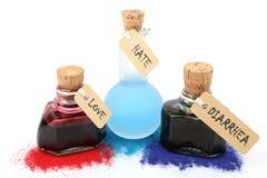 Sensibilità liquide Immagine Stock Libera da Diritti