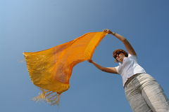 Sensibilità di estate Fotografie Stock Libere da Diritti