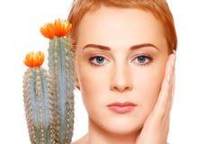 Sensitive skin Royalty Free Stock Image