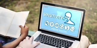 Sensitivity Allergy Disorder Sickness Healthcare Concept Stock Photos