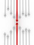 Senso di movimento. illustrazione vettoriale