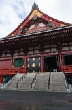 Senso-ji, Asakusa temple side entrance Stock Photography