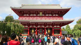 Senso-ji. Editorial. Royalty Free Stock Photography