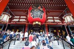 Senso-ji Temple, Asakusa, Tokyo, Japan Royalty Free Stock Photos