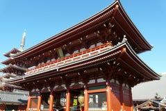 Senso-Ji temple in Tokyo Royalty Free Stock Photos